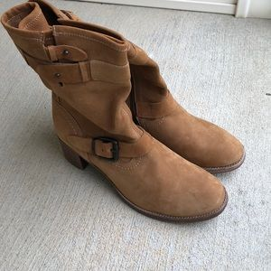 Matisse Suede Boots